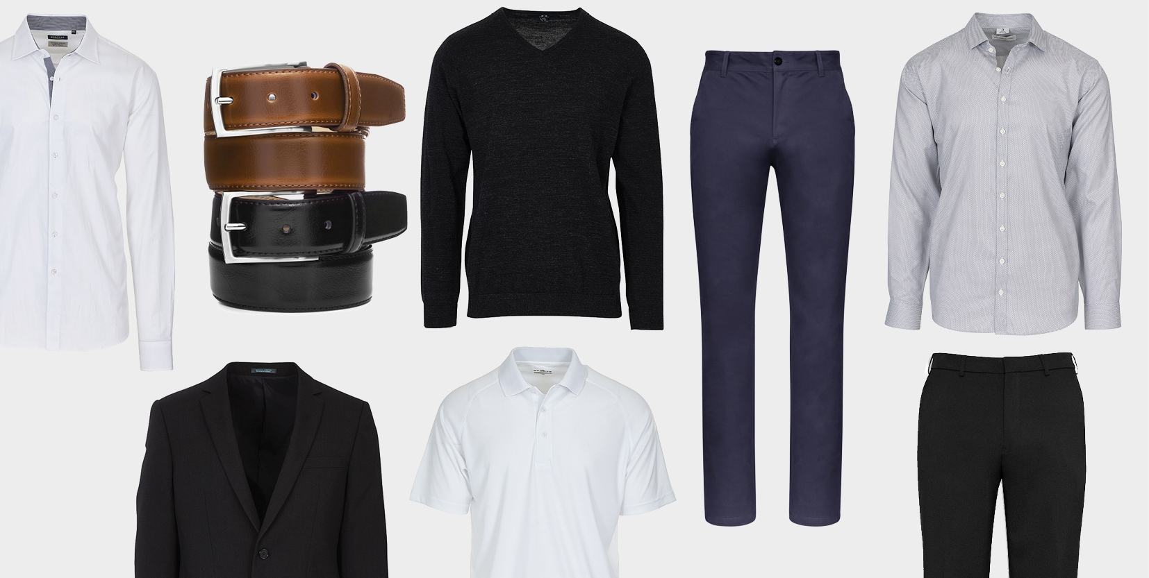 Stylish Corporate Uniforms With Less than 10 Items