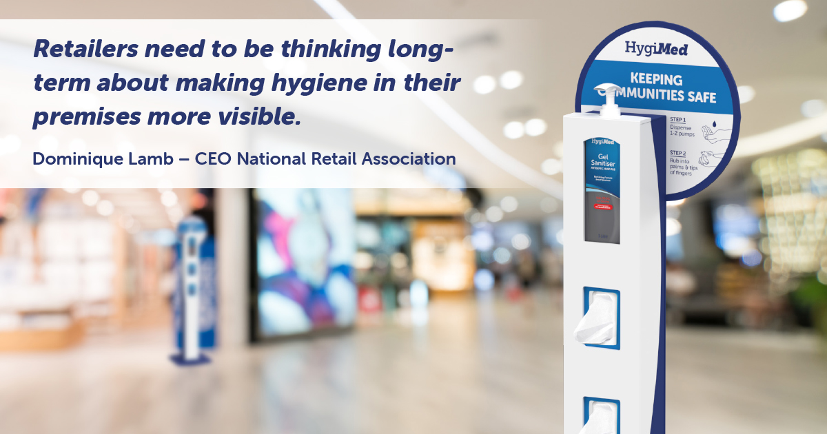 HygiMed Safety Driving Consumer Confidence