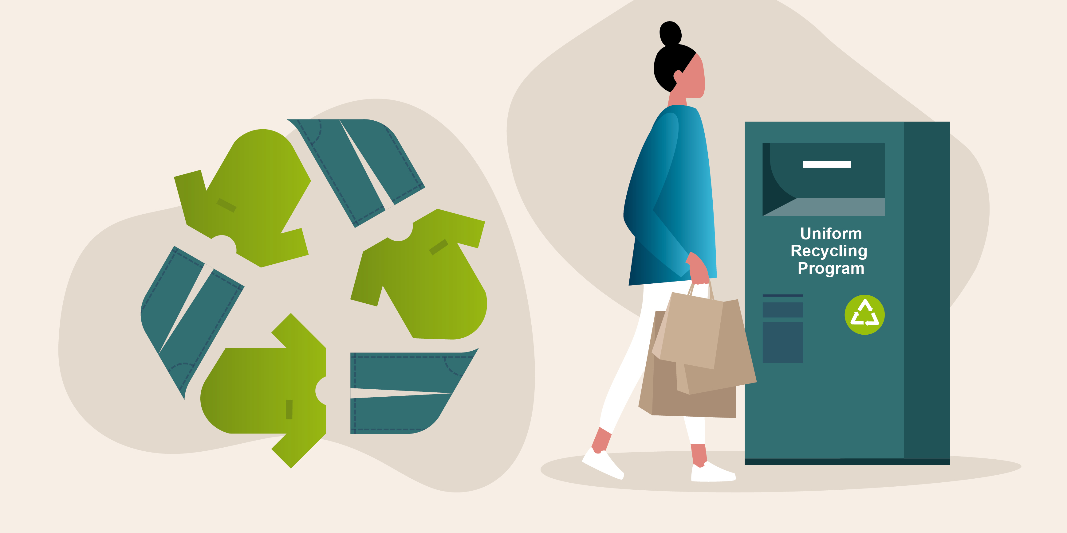 Is Uniform Recycling Part of Your Business Strategy?