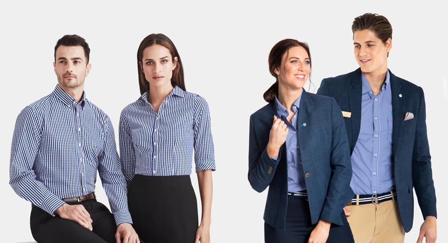 Stock Uniform or Custom Uniform? Which is right for your business?